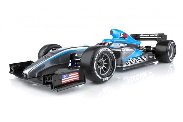TEAM ASSOCIATED RC10F6 1/10 SCALE FACTORY TEAM KIT