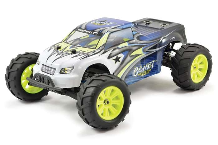 FTX COMET RC MONSTER TRUCK 2WD