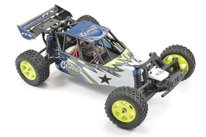 FTX COMET DESERT CAGE RC BUGGY 2WD READY-TO-RUN