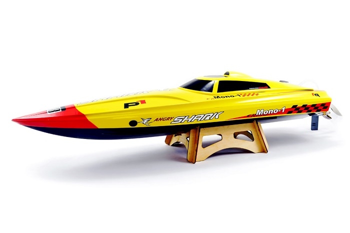 VOLANTEX RACENT ANGRY SHARK 81CM BRUSHLESS READY SET RC BOAT