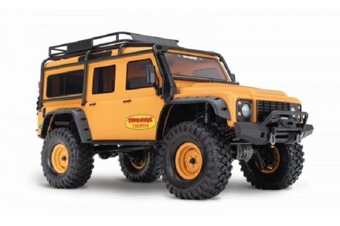 Traxxas Land Rover Defender Crawler, Trophy Limited Edition